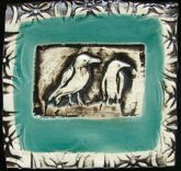 two crows tile