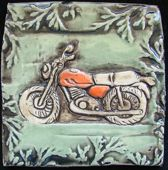 rd 350 motorcycle tile